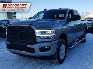 New 2019 Ram New 3500 Big Horn | 4x4 | Crew Cab | 6.4 Box for sale/lease in Saskatoon, SK