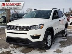 2020 Jeep Compass Sport | 4x4 SUV
