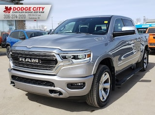 2019 Ram All-New 1500 Limited | 4x4 | Crew Cab | 57 Box Truck Crew Cab