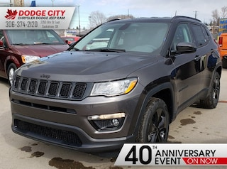 New 2019 Jeep Compass North | 4x4 for sale/lease in Saskatoon, SK