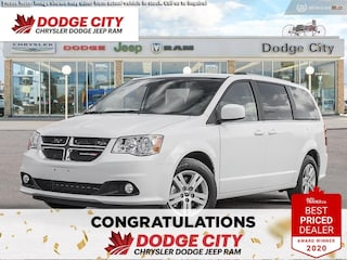 New 2020 Dodge Grand Caravan Crew Plus | FWD for sale/lease in Saskatoon, SK