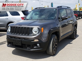 2016 Jeep Renegade North 4x4 | Batman vs Superman Edition Sport Utility