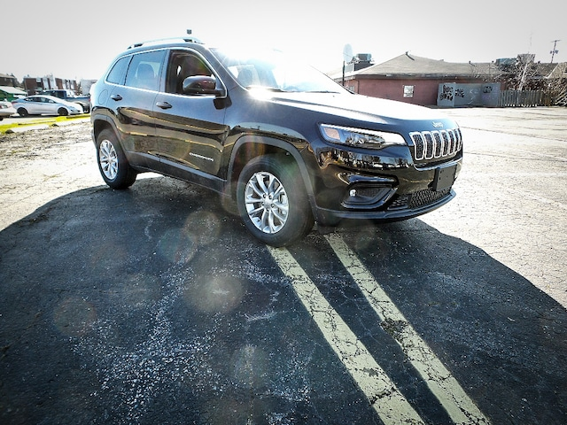 New 2019 Jeep New Cherokee For Sale at Superior Chrysler Dodge Jeep