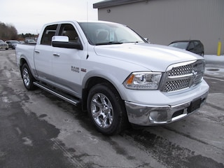 2014 Ram 1500 Laramie - Crew / Sunroof / Leather / Navigation Crew Cab