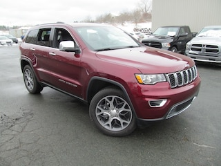 2019 Jeep Grand Cherokee Limited - Leather / Navigation / Trailer tow SUV