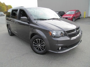 2018 Dodge Grand Caravan GT - Leather / Navigation / DVD