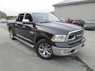 2016 Ram 1500 Limited / Ecodiesel / Leather / Navigation Crew Cab