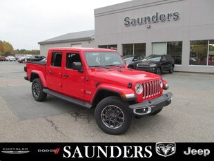 2020 Jeep Gladiator Overland - Leather / Navigation