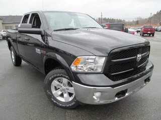 2018 Ram 1500 Outdoorsman - Ecodiesel / Heated seats Truck Quad Cab