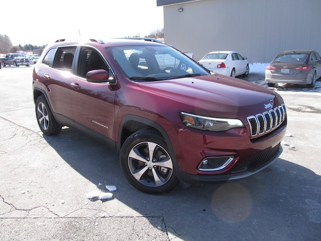 2019 Jeep Cherokee Limited - Leather / Panoramic Sunroof SUV
