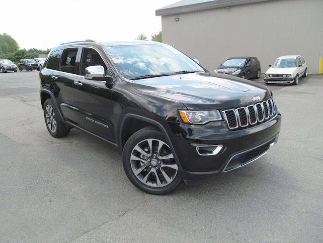 2018 Jeep Grand Cherokee Limited - Leather / Navigation / Sunroof SUV
