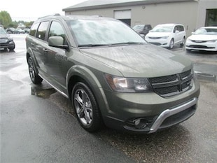 2017 Dodge Journey Crossroad AWD - Only 6k!! SUV
