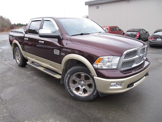 2012 Ram 1500 Longhorn - Leather / Navigation / Sunroof Crew Cab