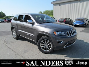 2014 Jeep Grand Cherokee Limited SUV