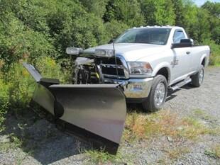 2017 Ram 2500 SLT - Cummins / Fisher V-Plow! Regular Cab