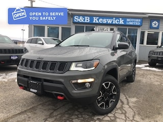 2021 Jeep Compass Trailhawk Elite 4x4