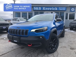 2021 Jeep Cherokee Trailhawk Elite 4x4 Sport Utility