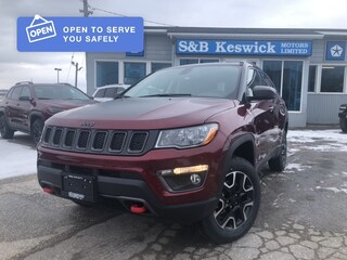 2021 Jeep Compass Trailhawk 4x4