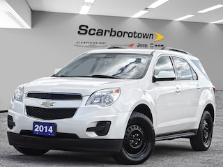 2014 Chevrolet Equinox 1LT Htd Seats|Back Cam|Bluetooth|Summer+Winter SUV