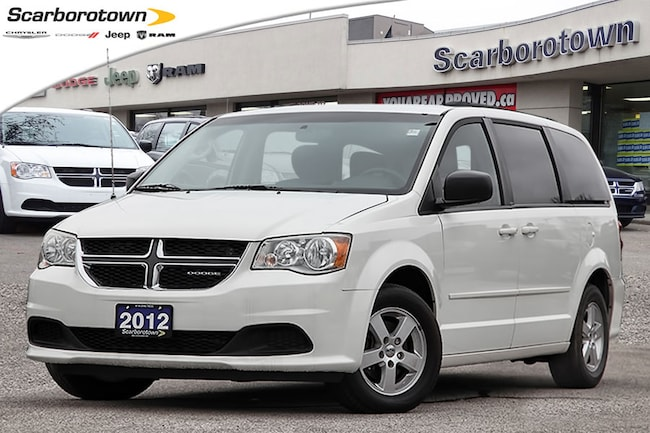 2012 Dodge Grand Caravan SXT PLUS |AS-IS| Stow N' Go 7 Passenger Van