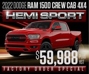 2022 Ram 1500 Sport Crew Cab 4x4