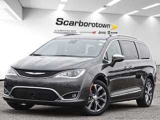 2020 Chrysler Pacifica Limited 35th Anniversary Edition Van