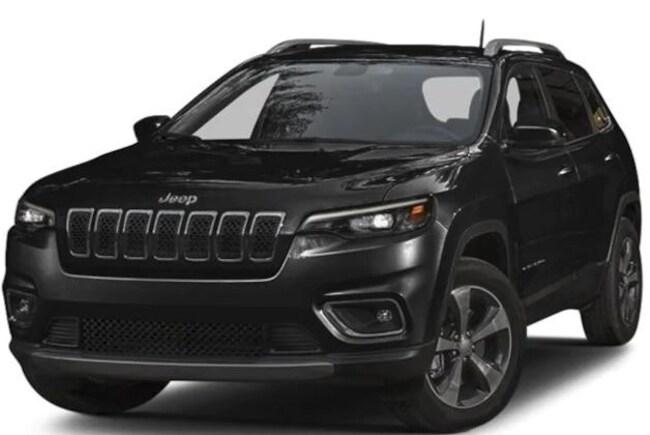 2019 Jeep New Cherokee Limited 4x4 NAV|Pano Sunroof|Safety Tech Group|Tec SUV
