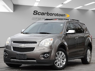 2010 Chevrolet Equinox LTZ AWD Sunroof|Leather|Heated Seats|Back Cam SUV