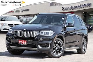 2018 BMW X5 xDrive35i Premium PKG+Blind Spot+Park Assist+Heate SUV