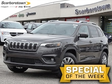 2019 Jeep New Cherokee North 4X4 NAV|Carplay|Back Cam|Pwr Seat SUV
