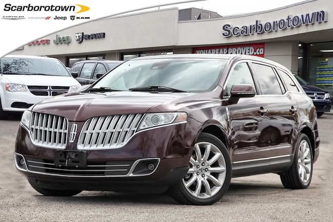 2010 Lincoln MKT AWD |AS-IS| Pano Sunroof|Park Sensors|Back Cam|7 Passenger SUV