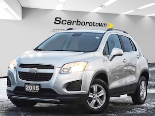 2015 Chevrolet Trax LT 1LT AWD Bluetooth|CD|Alloy Wheels|Roof Rack SUV