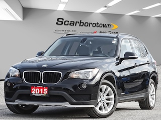 2015 BMW X1 xDrive28i Pano Roof|Htd Seats|Park Sense|Leather SAV