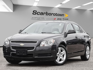 2010 Chevrolet Malibu LS Pwr Win+Lock|Spare|AC|Heat|CD Sedan