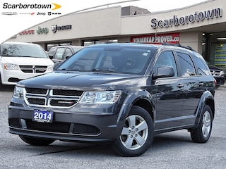 2014 Dodge Journey SE Plus Alloy Wheels|Bluetooth|Dual Climate|Key Se SUV