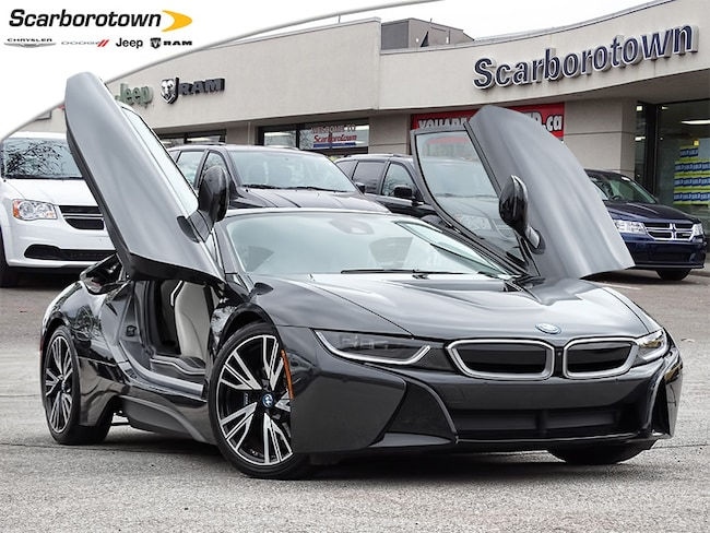 Used 2016 Bmw I8 Nav Back Up Low Millage For Sale Toronto