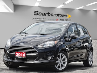 2014 Ford Fiesta SE Sunroof|Sum+Win Tires|Htd Seats Hatchback