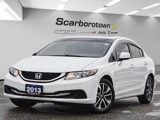 2013 Honda Civic EX Sunroof|Reverse Camera|Heated Seats|Bluetooth|A Sedan