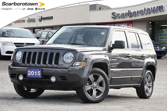 2015 Jeep Patriot North Gold Plan Warranty-2020+Heated Seats+Sunroof SUV