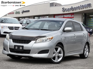 2009 Toyota Matrix XR |AS-IS| AC|PWR Windows|PWR Locks|Alloy Wheels  Hatchback