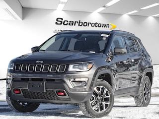 2021 Jeep Compass Trailhawk Elite 4x4