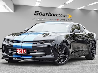 2018 Chevrolet Camaro 2LT RS Nav|Roof|Leather|Htd Vent Seats Coupe