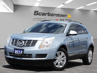 2013 Cadillac SRX Remote Start|Bluetooth|Pwr Leather Seats VUS