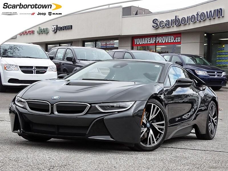 2016 BMW i8 NAV+Back Up Camera+Lane Departure+Park Sensors Coupe