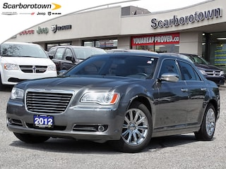 2012 Chrysler 300 Limited Pano Roof|Htd Leather Seats|Remote Start|B Sedan
