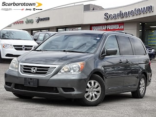 2008 Honda Odyssey EX-L 8 Passenger |AS-IS| DVD|B-Cam|Pwr Sliding Doors|Leath Van