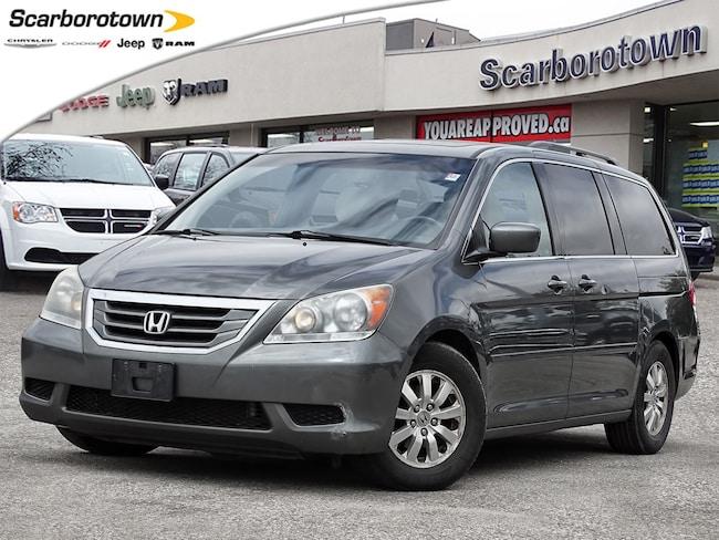 2008 Honda Odyssey EX-L 8 Passenger |AS-IS| DVD|B-Cam|Pwr Sliding Doors|Leath Van