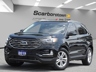 2019 Ford Edge SEL AWD Nav|Hitch|Htd Seats|Not A Prev Rental SUV