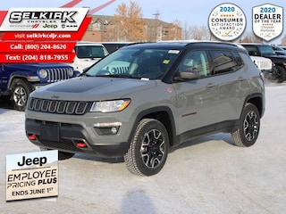 2020 Jeep Compass Trailhawk - Leather Seats - Power Liftgate - $207 SUV