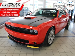 2020 Dodge Challenger Scat Pack 392 - Sunroof - $349 B/W Coupe